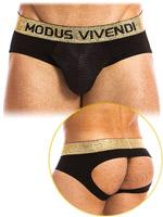 Modus Vivendi - Festive Bottomless - Black