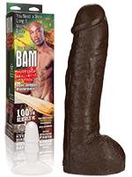 Bam - Huge realistic cock