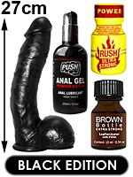 BLACK PORNOSTAR PACK BUCK