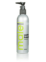 Male Lubricant Waterbase 250 ml