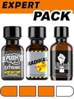 POPPERS EXPERT PACK