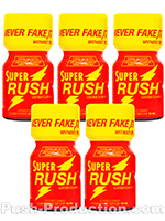 5 x SUPER RUSH - PACK