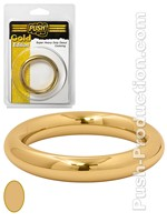 Push Gold Edition - Super Heavy Duty Donut Cockring
