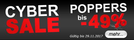 Poppers Cyber Sale